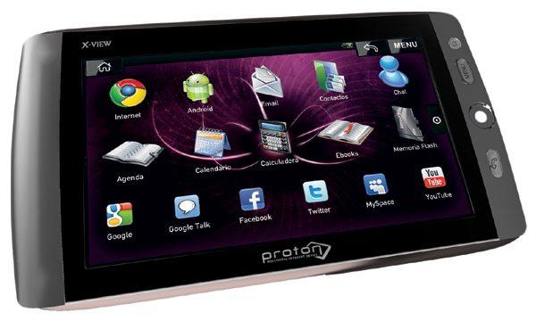 Proton tablet económica, especial para Argentina