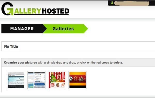 Gallery Hosted - crear galerias de imagenes