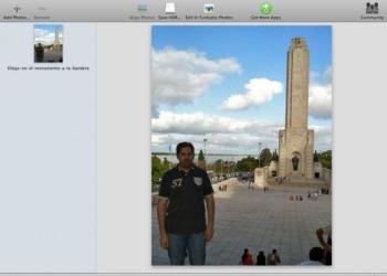 HRDtist editor de imágenes - interfaz