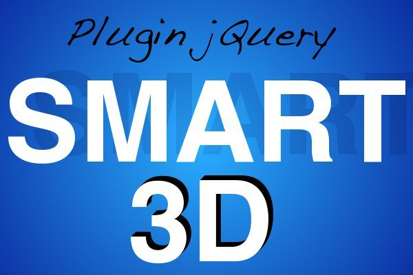 Smart 3D - plugin jQuery
