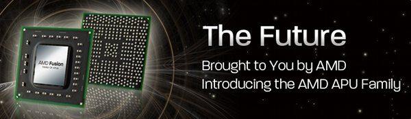 The AMD Fusion (TM) Family of APUs