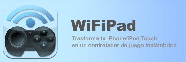 WiFiPad - Interfaz