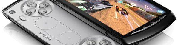 Sony Ericsson Xperia Play consola celular todo en uno