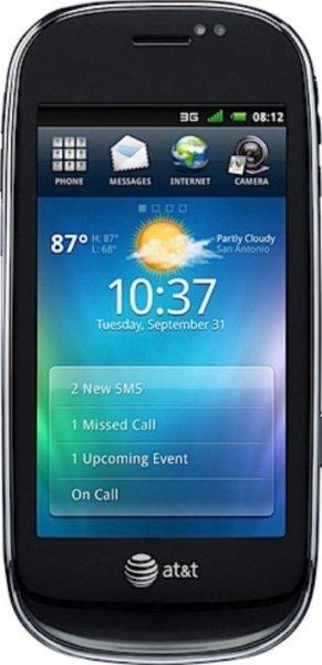 Dell Mini 3iX - Un potente telefono de la marca nuevo new