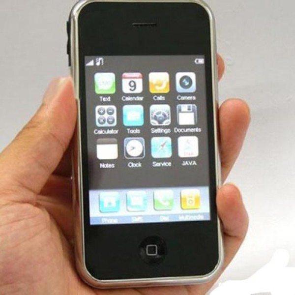 Sciphone I68 chiva el clon del iPhone mas popular