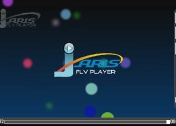 Jaris FLV Video Player - Reproductor de video web libre