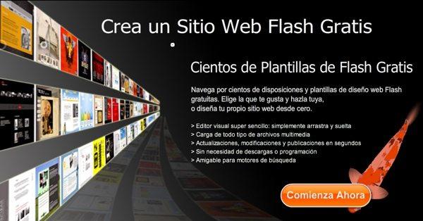 Wix crear un sitio web gratis