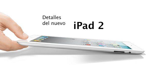 iPad 2 de Apple