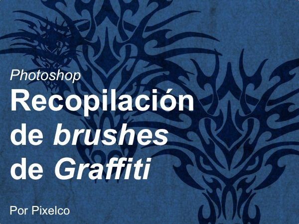Brushes Photoshop Graffiti
