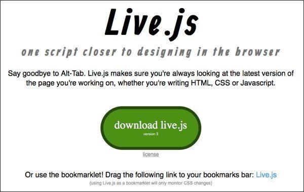 Live.jo - Javascript para refrescar contenido