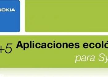 7-aplicaciones ecológicas para Symbian para descargar y comprar desde la OVI Store