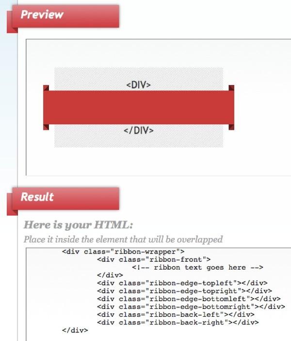 3D Ribbon generator - Herramienta online