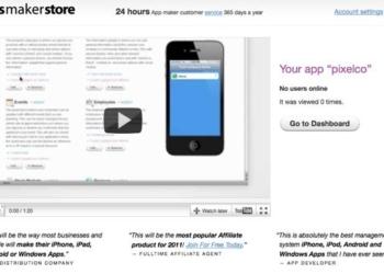 Appmakerstore - Herramienta para crear aplicaciones para celulares