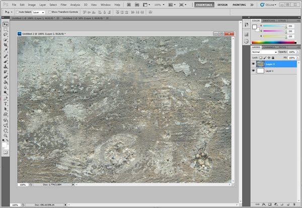 Imagen Rugosa - Tutorial Photoshop: Cómo Crear Fondos Texturizados