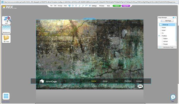 Subelo a un editor - Tutorial Photoshop: Cómo Crear Fondos Texturizados