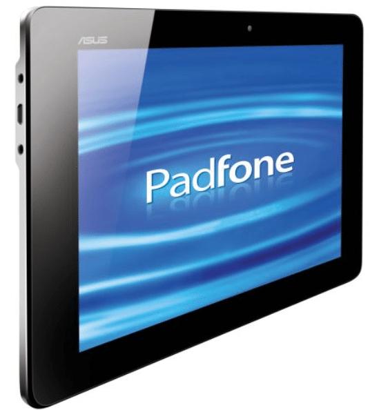 Asus Padfone telefono tableta dos en uno integran en uno