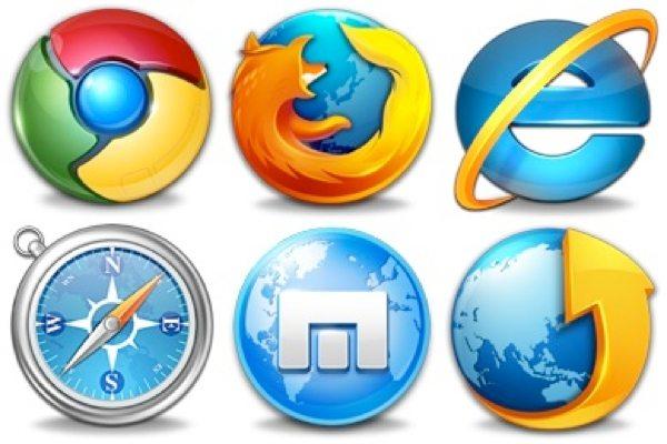 Browsers icons - colección de íconos