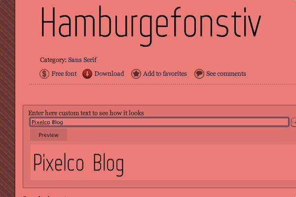 Web Serveroff, fuente tipográfica gratuita