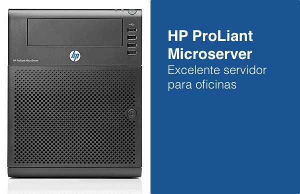 HP ProLiant Mircorserver