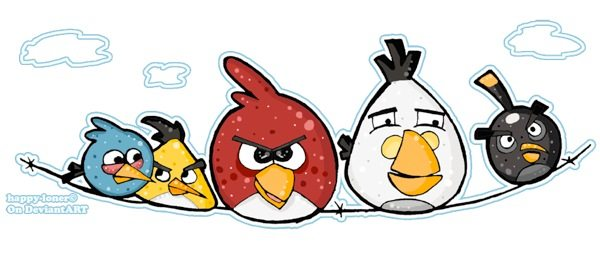 Angry Birds - Characters
