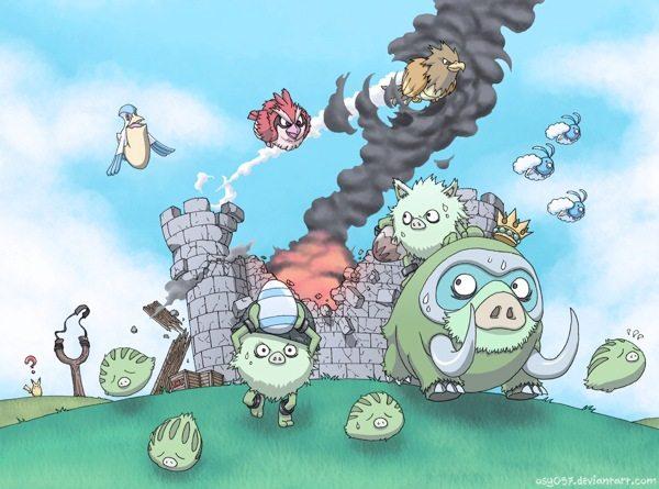 Angry Birds, imagen