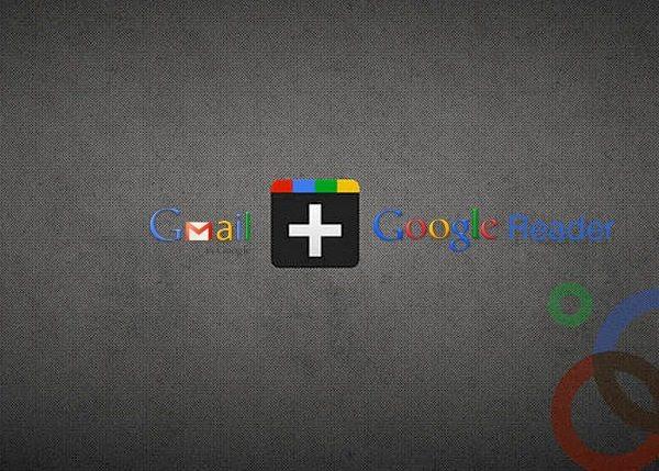 Cambios en Gmail y Google Reader