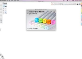 Sketchbook, aplicación gratis para Mac para dibujar
