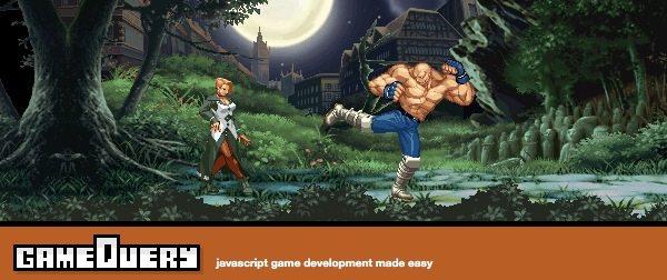 gameQuery plugin jQuery para desarrollo de videojuegos con Javascript