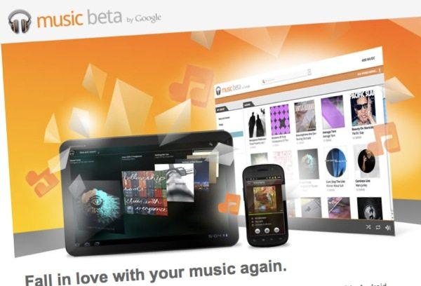 Google Music Sotore