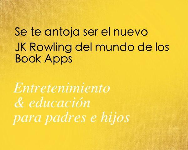 Entretenimiento y educación - El próximo JK Rowling