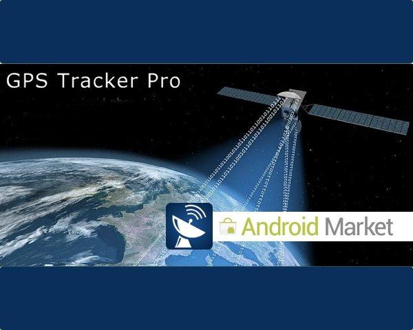 GPS Tracker Pro aplicación gratis para Android