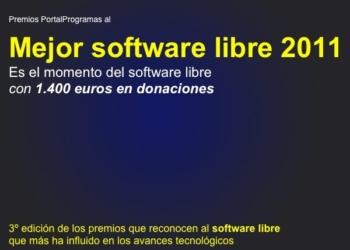 Mejor Software Libre 2011