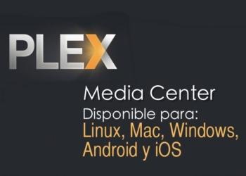 Plex Media Center multi-plataforma