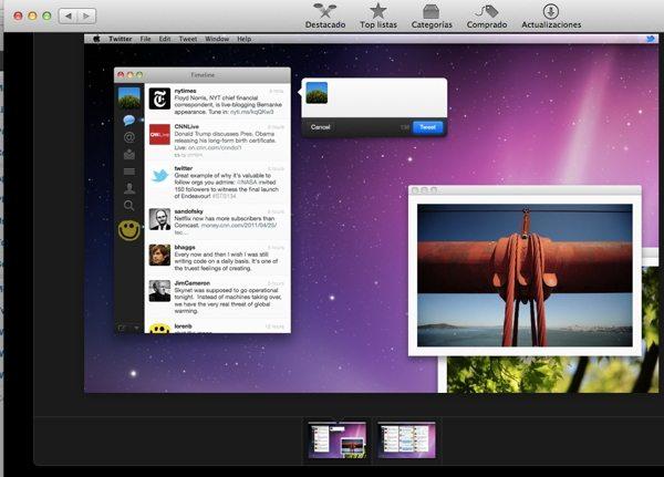 Cliente Twiiter para Mac