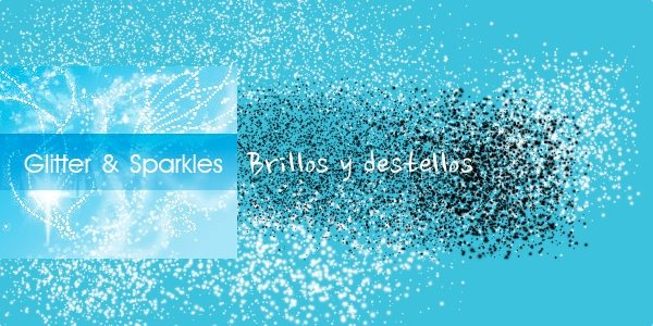 Clitter-and-Sparkles-brushes-Photoshop 6 Packs de Brushes ornamentales gratuitas para Photoshop (y GIMP)