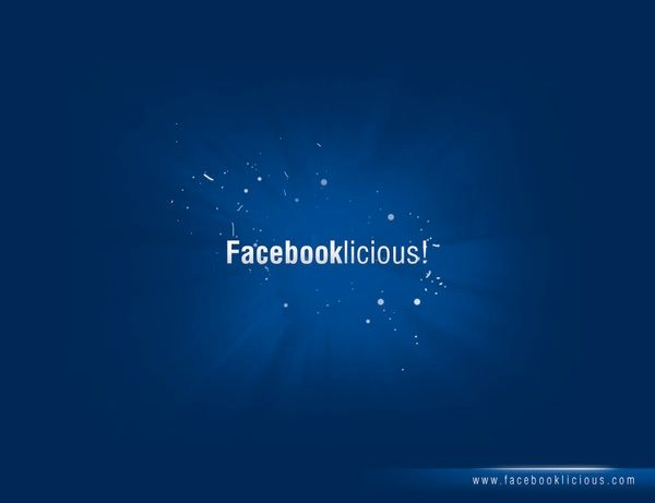Facebooklicious-wallpaper-facebook 5 Wallpapers Facebook para descargar gratis