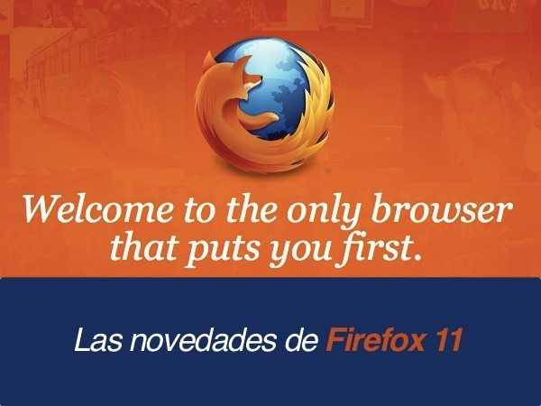 Firefxo 11 - Novedades