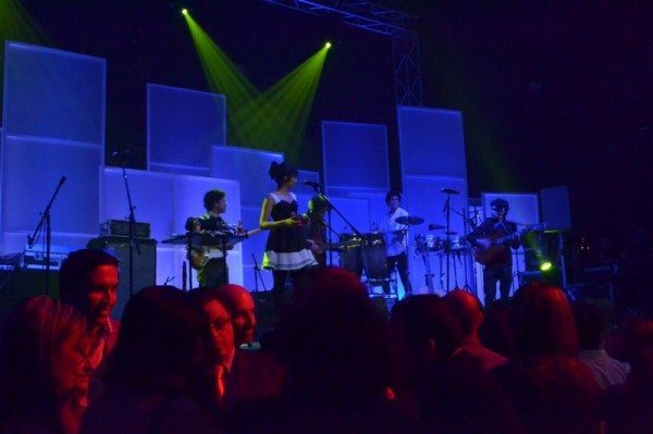 Nokia Lumia Evento - Metrolpol Musica en vivo