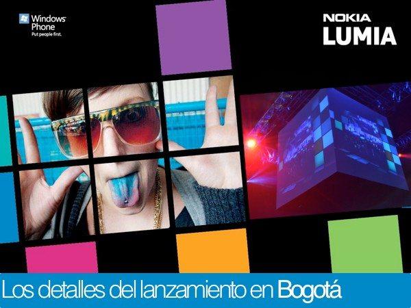 Nokia Lumia - La fiesta lanzamiento en Bogotá, Colombia