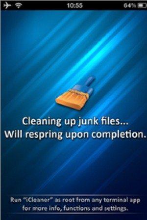 icleaner Realiza una limpieza profunda de tu iPhone con iCleaner