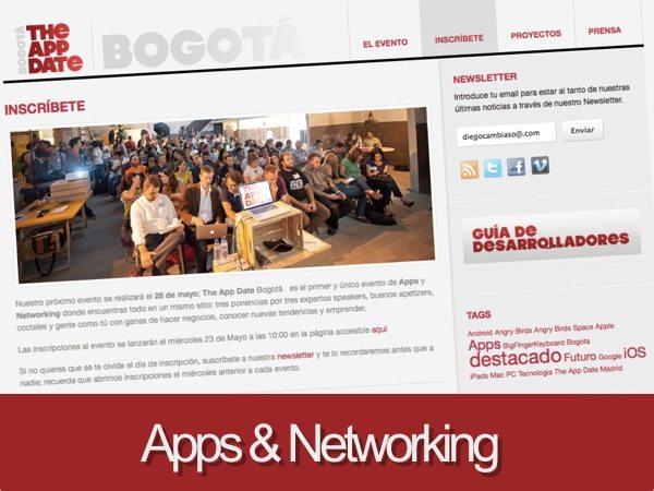 The App Date - Bogota