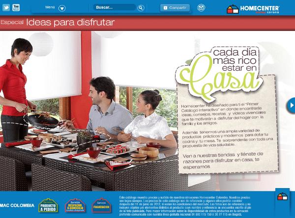 Homecenter - catálogo online