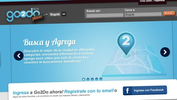 Go2Do – Busca y encuentra productos y servicios recomendados por los usuarios
