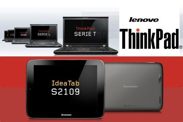 Lenovo celebra los 20 años de ThinkPad con tres equipos