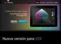 Colorotate - nueva versión para la iOS disponible en la AppStore