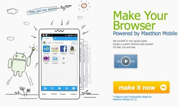 Make your Browser