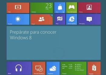 Windows 8 - Llega la era de Windows 8
