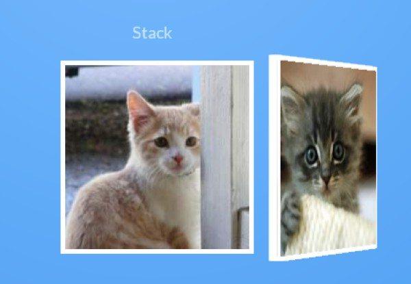 kort Kort: Conoce un interesante efecto realizado con CSS y JacaScript para miniaturas