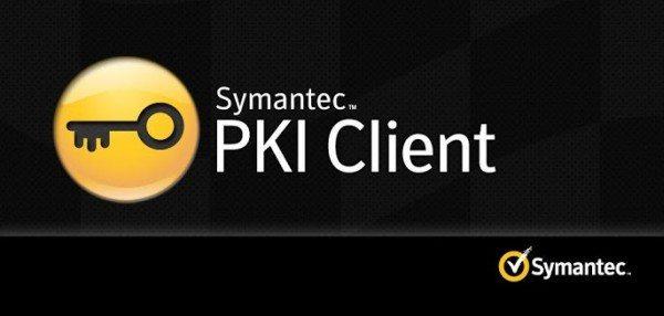 Symantec PKI client