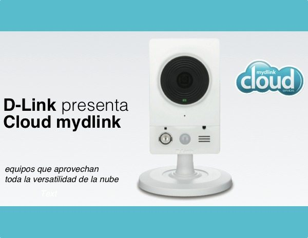 Cloud mydlink